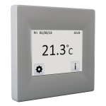 Thermostat programmable tactile FENIX TFT